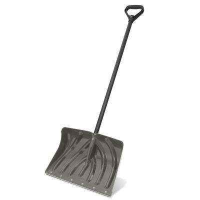 18 in. Combo Snow Shovel