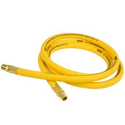 3/8 in. x 6 ft. Premium Hybrid Lead-in Hose