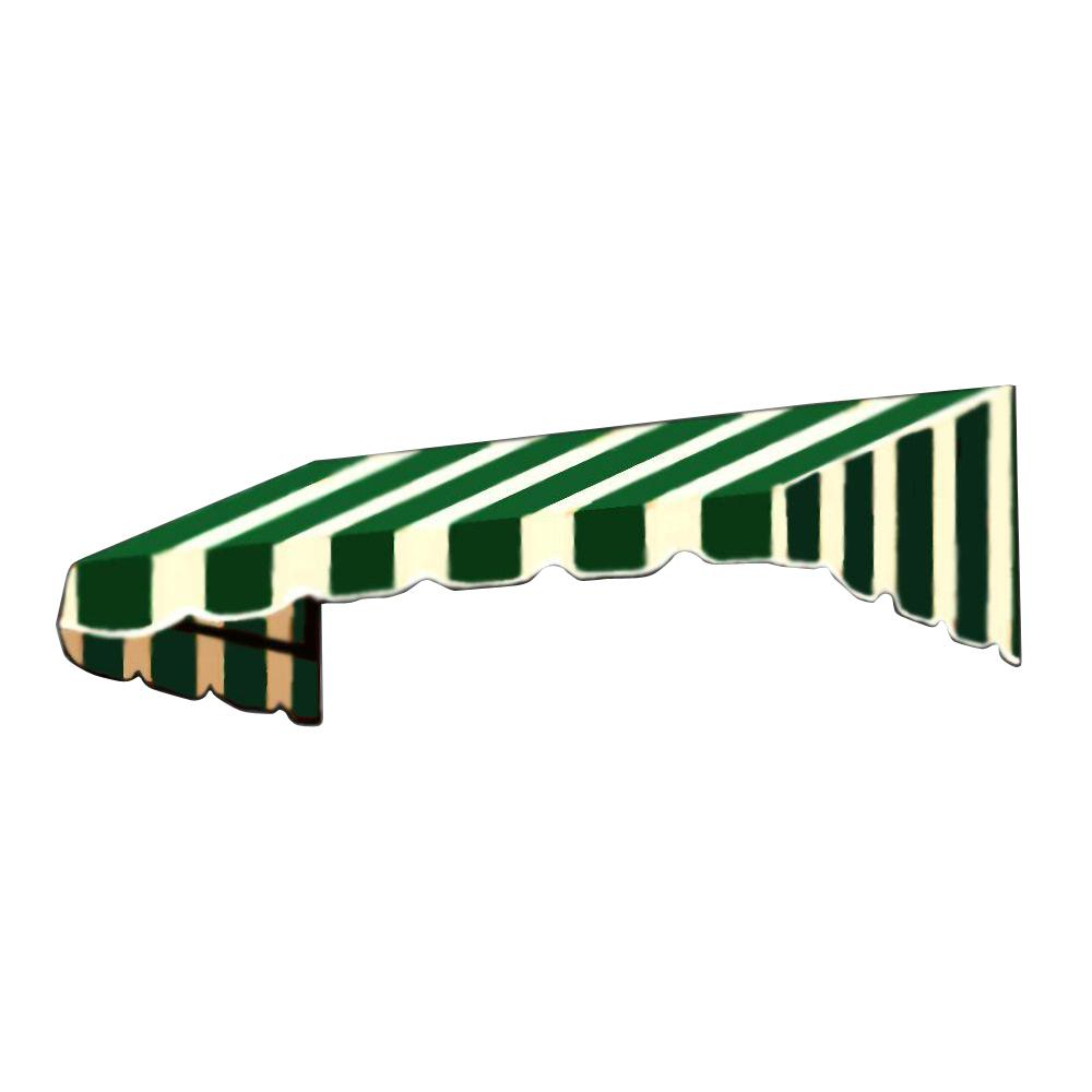 12 ft. San Francisco Window/Entry Awning (16 in. H x 30