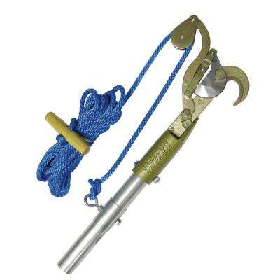 JA-14 1.25 in. Fixed Pulley Pruner with Adapter and Rope