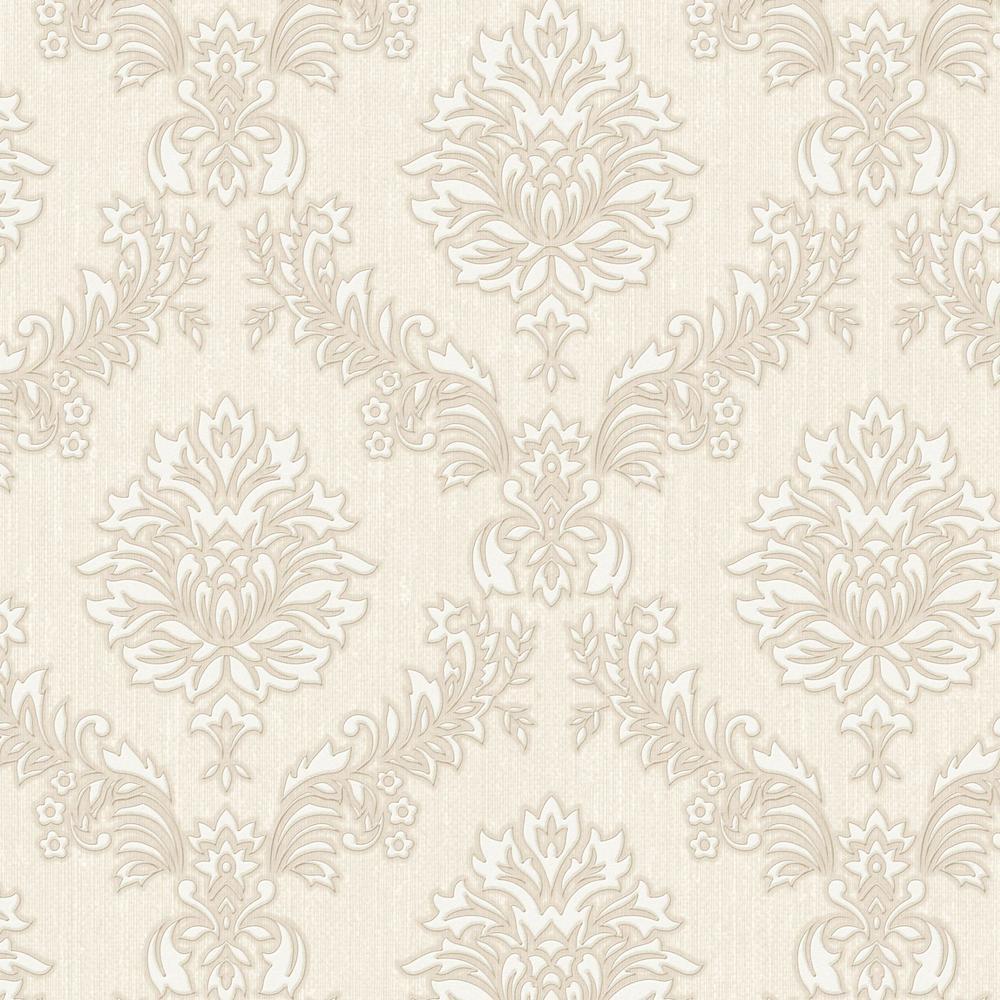 Graham U0026 Brown Pearl Jacquard Wallpaper