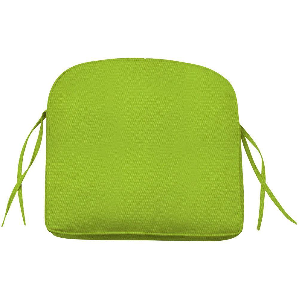 Home Decorators Collection Sunbrella Macaw Contoured Outdoor Seat Cushion