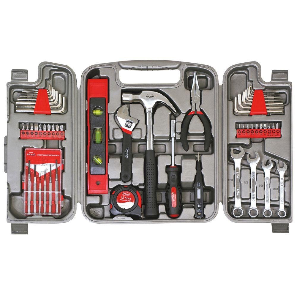 Household Tool Kit (53-Piece)