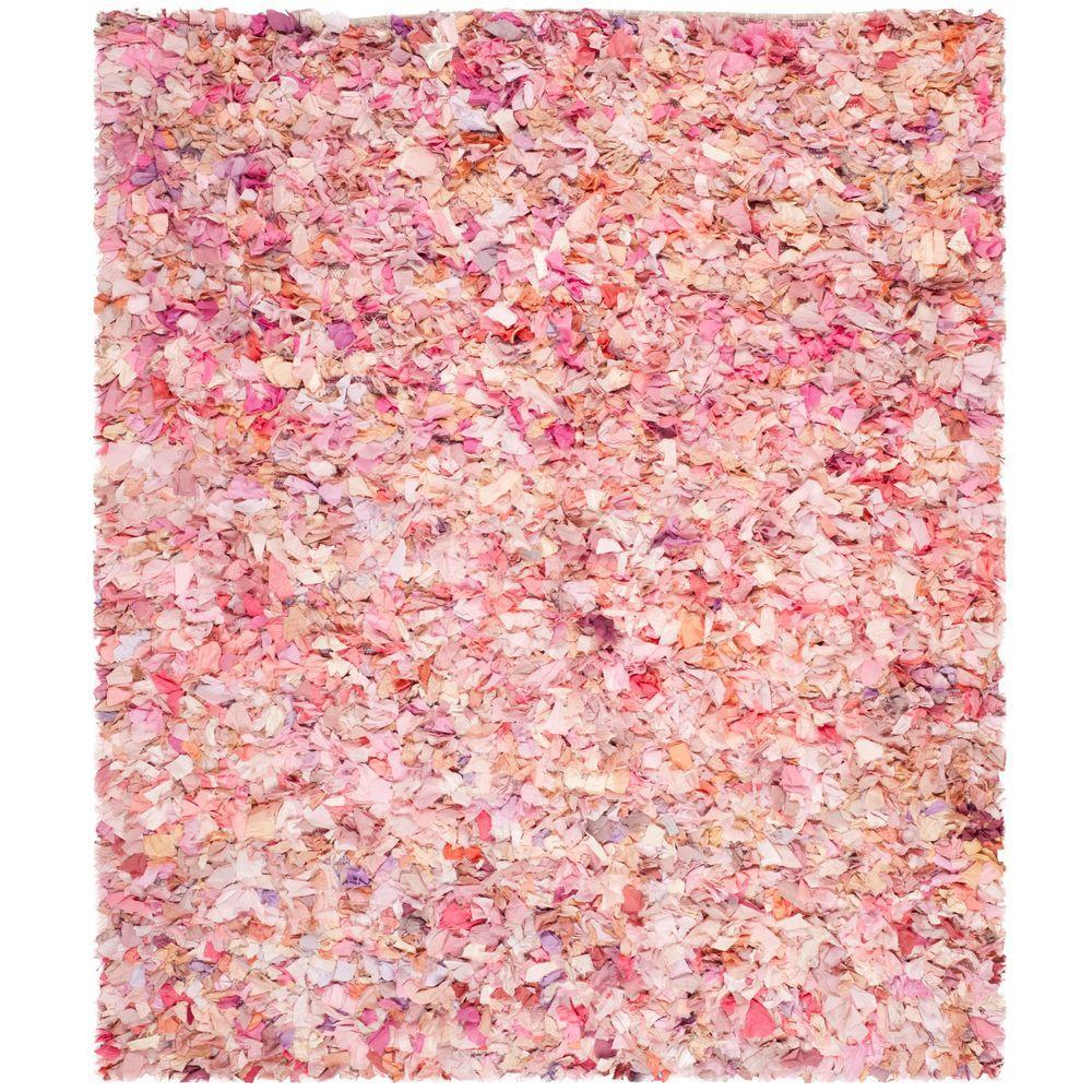 Pink Shag Rug Rugs Ideas