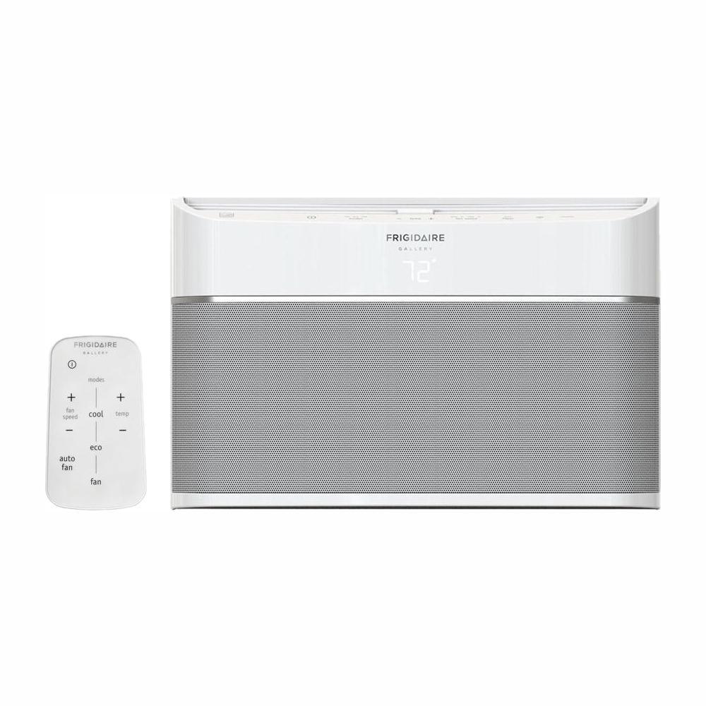 Frigidaire Gallery 12,000 BTU 115-Volt Smart Window Air Conditioner, Wi-Fi Enabled