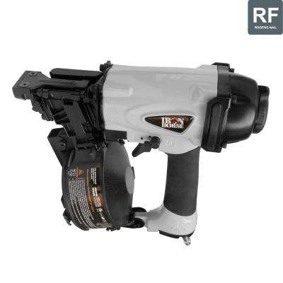 Roofing Coil Nailer with Case