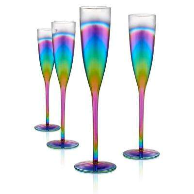 5 oz. Design Champagne Flute (Set of 4)