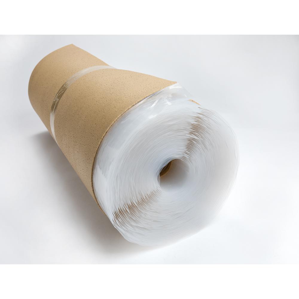 Eco Cork Foam 300 sq. ft. 3 ft. x 100 ft. x 3.2 mm Waterproof Premium Plus 10-in-1 Underlayment for Vinyl Laminate & Engineered Floors