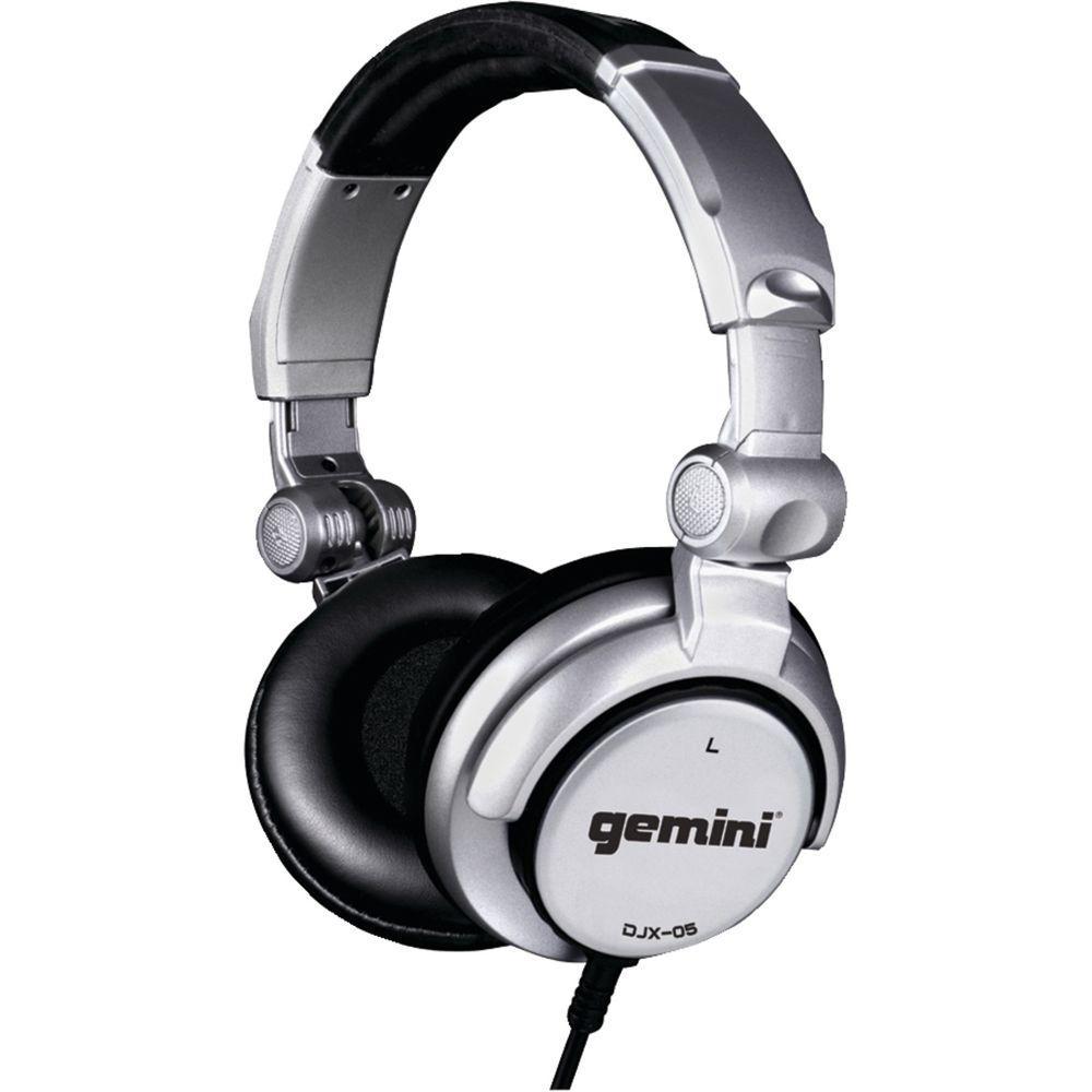 Gemini Professional DJ Headphones Gemini Professional DJ Headphones