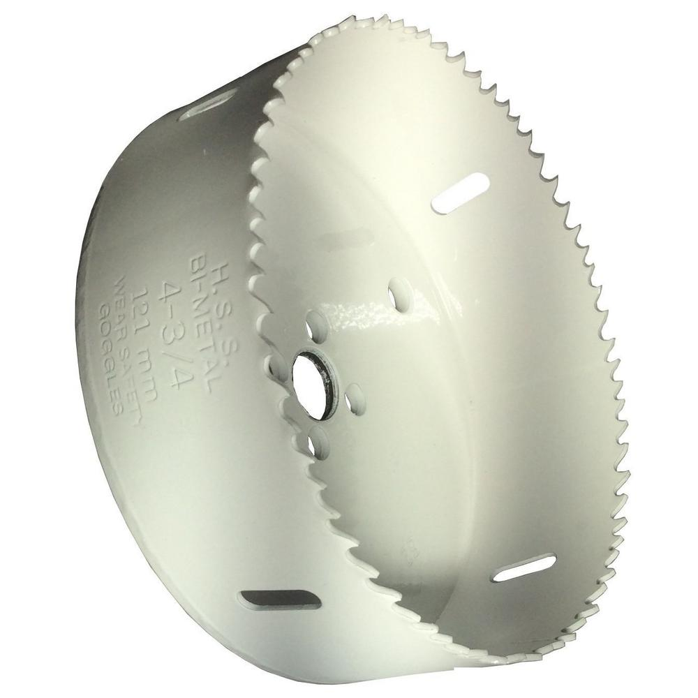 DMS 1-3/16 in. Bi-Metal Hole Saw with Variable Pitch Teeth