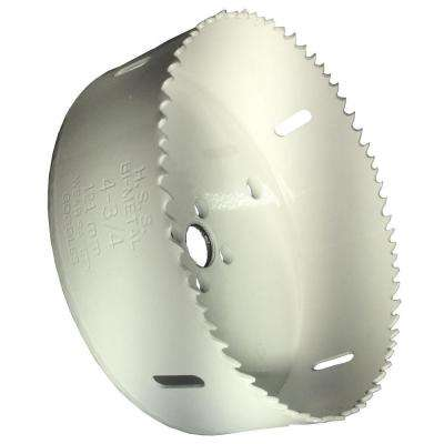 5-3/4 in. Bi-Metal Hole Saw with Variable Pitch Teeth