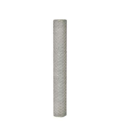 1 in. x 2 ft. x 50 ft. Galvanized Poultry Netting (4-Pack)
