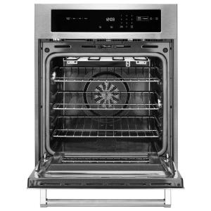 Store SO SKU #1001502158. +4. KitchenAid 24 In. Single Electric Wall Oven  ...