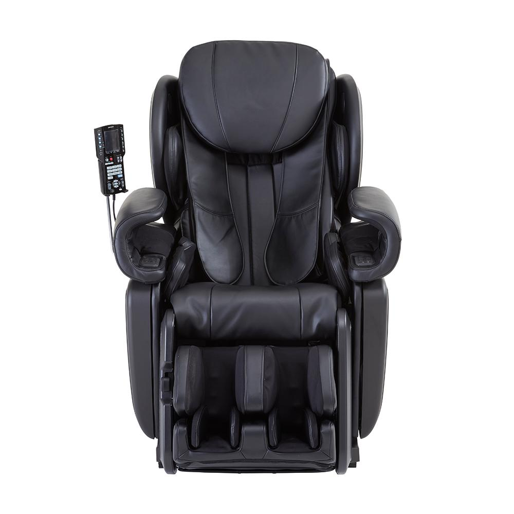Black Contemporary Synthetic Leather Premium 4D Japanese ...