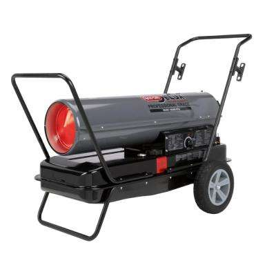 Delux 180K or 220K BTU Kerosene Forced Air Heater