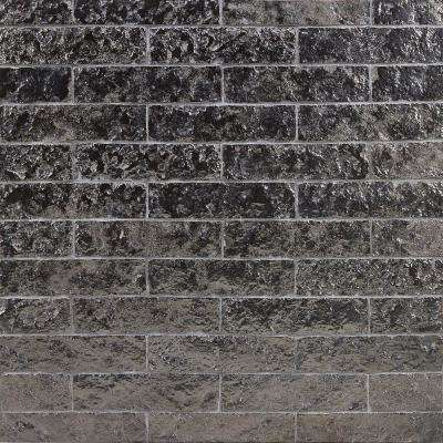 Weston Temp Silver 2 in. x 8 in. 14mm Glazed Clay Subway Wall Tile (40-piece 4.78 sq. ft. / box)