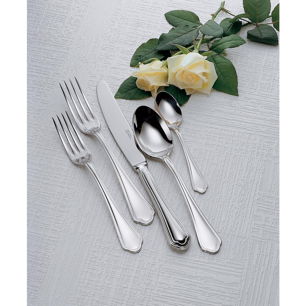 Oneida Rossini 18 10 Stainless Steel Steak Knives Set Of 12 T314kssf The Home Depot