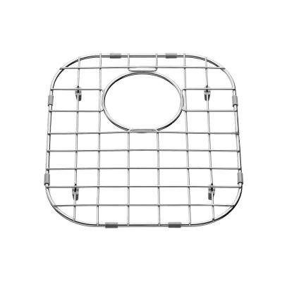 12 in. x 14 in. Kitchen Sink Grid for Portsmouth 32 in. x 18 in. Double Bowl Kitchen Sink in Stainless Steel