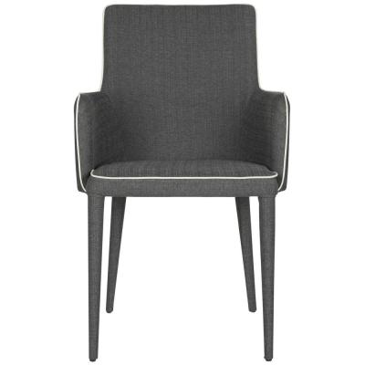 Summerset Gray/White Accent Chair