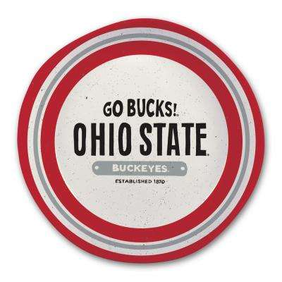 Ohio State 13.5 in. Serving Bowl