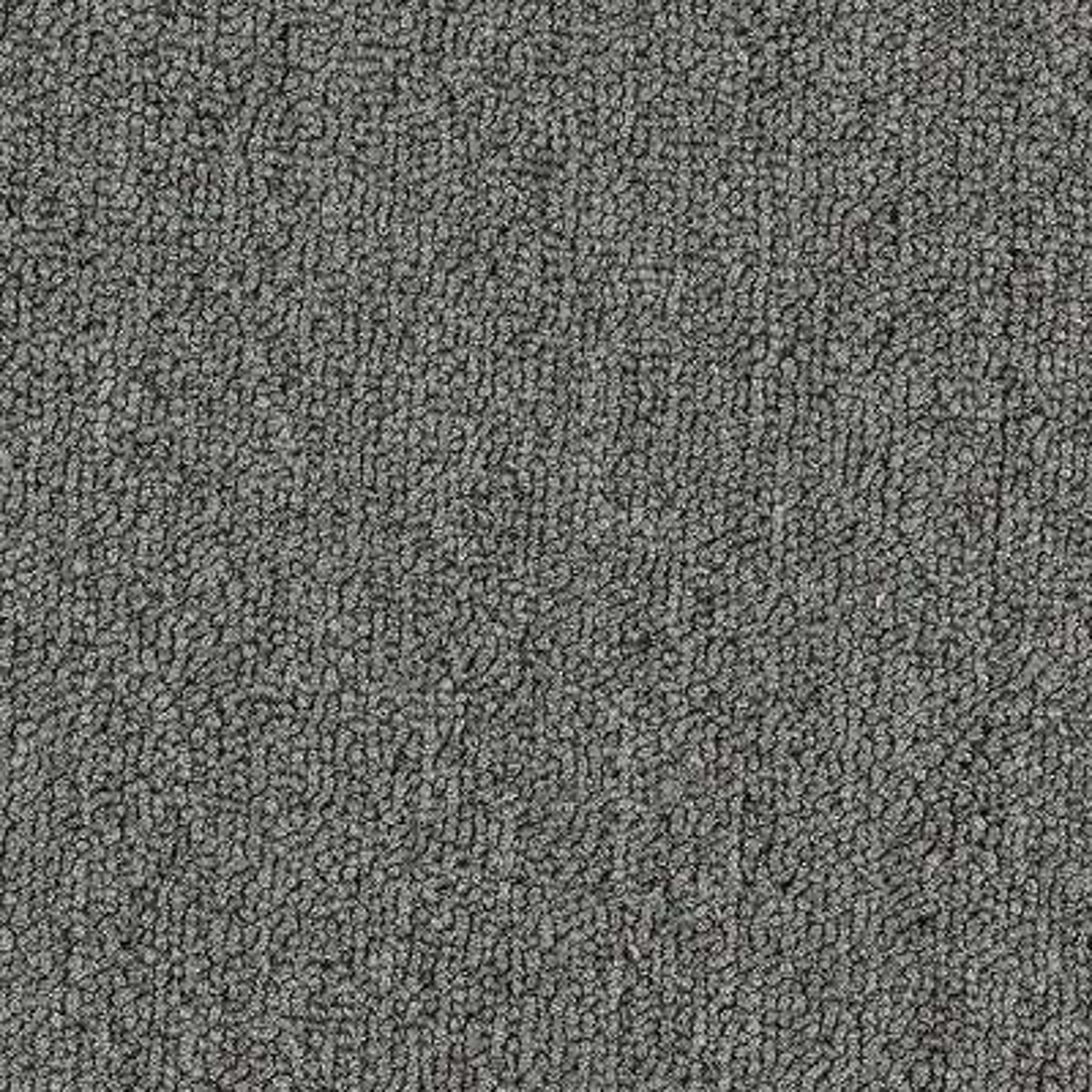 Carpet Sample - Top Rail 26 - Color Still Water Loop 8 in. x 8 in.