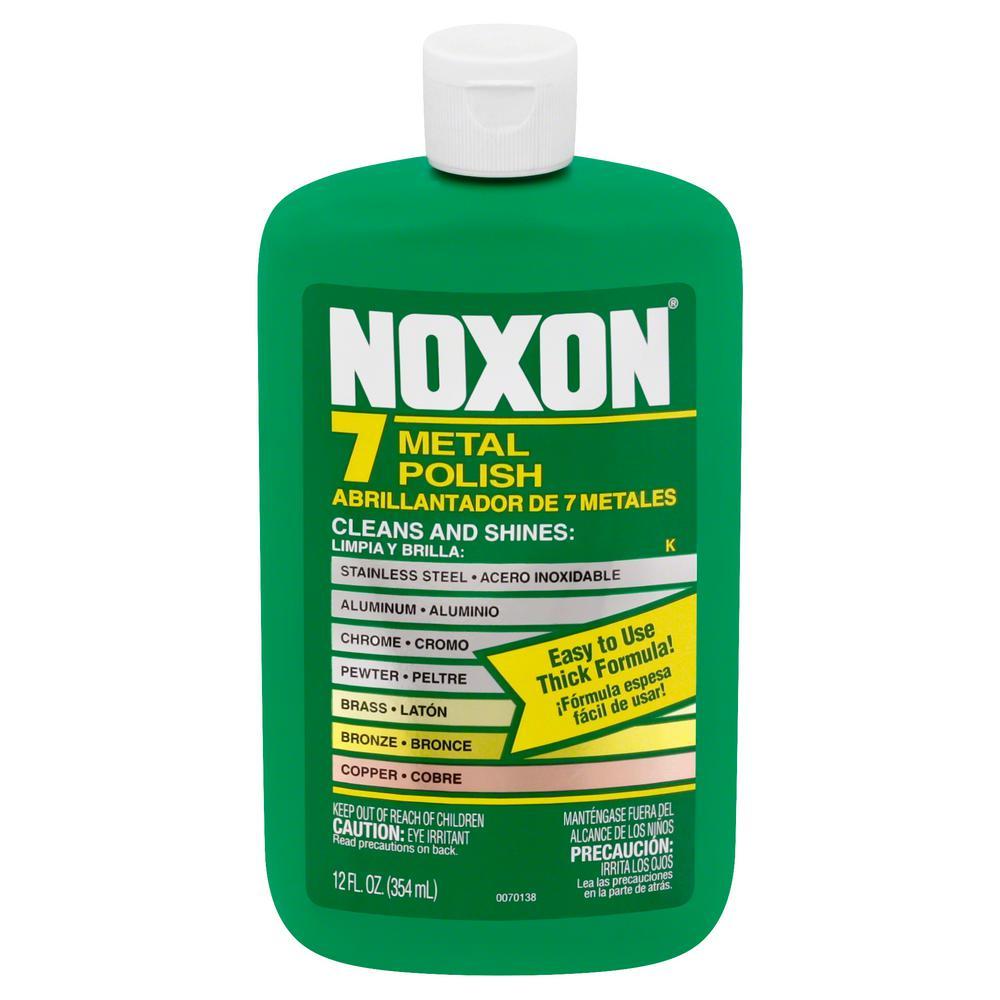 3e6167f0de7a Noxon 12 oz. 7-Metal Polish-62338-00117 - The Home Depot