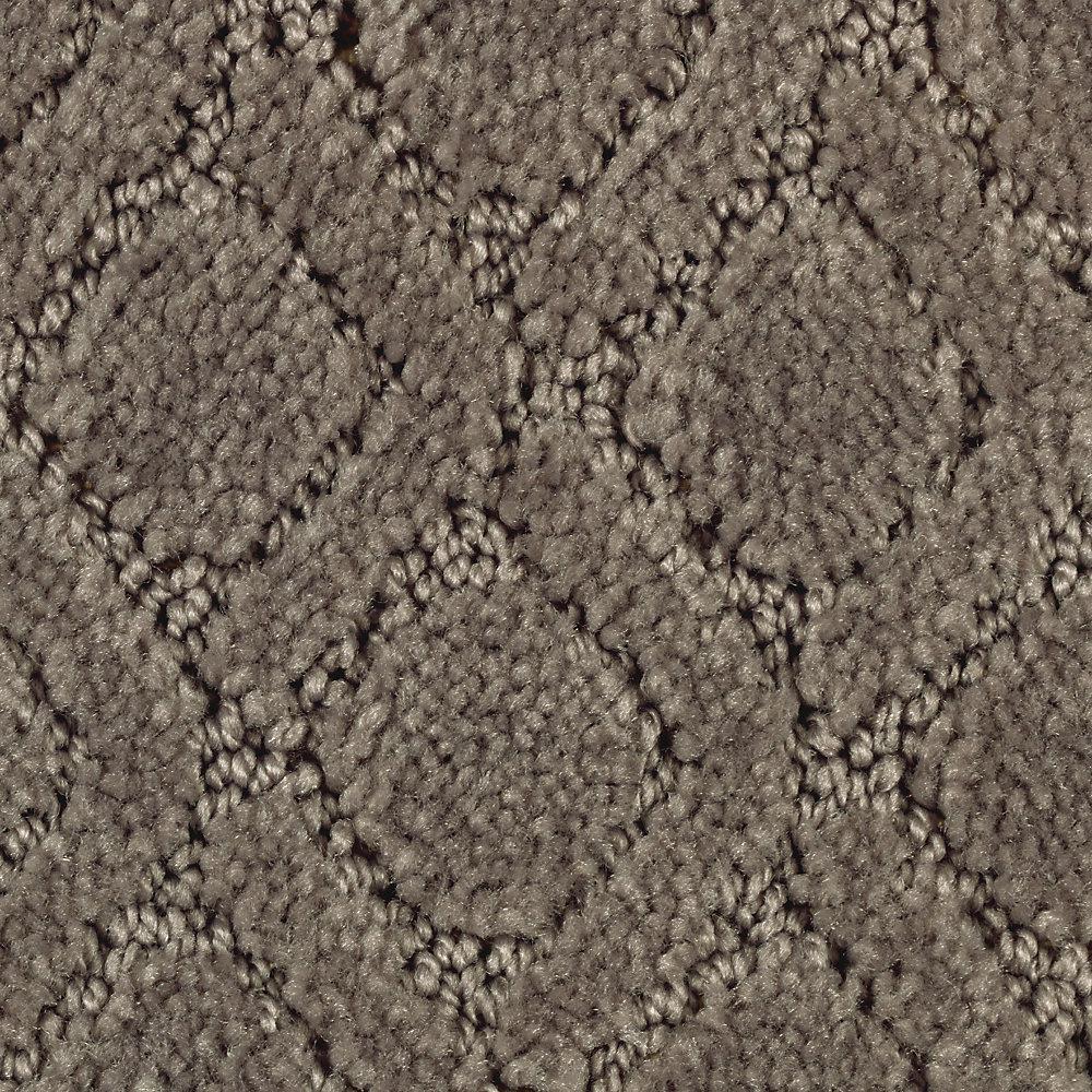 Home Decorators Collection Coastal Lagoon II-Color Gravity Textured 12 ft.  Carpet
