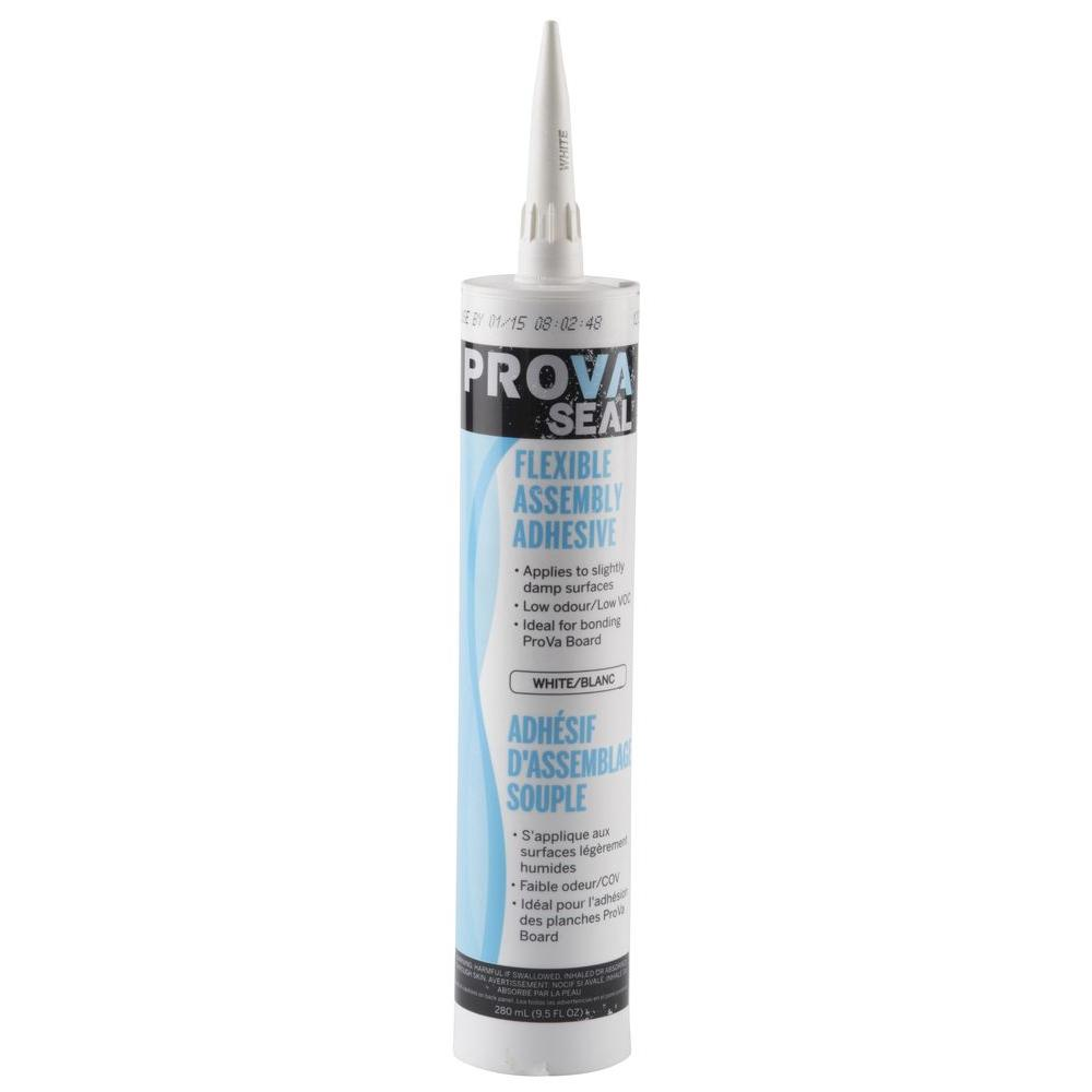 Z Bond Bathroom Kitchen Silicone Msds: M-D Building Products Prova Seal Silicone Sealant In White