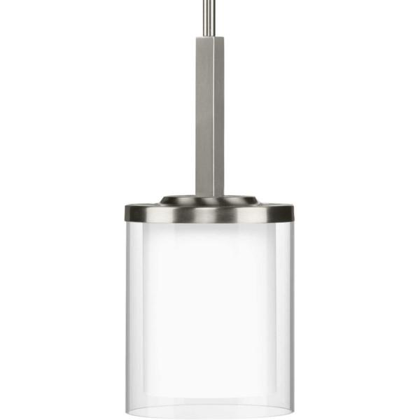 Mast 1 Light Mini Pendant P500192 009