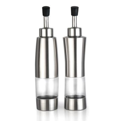 Geminis 2-Piece Oil and Vinegar Dispenser Set