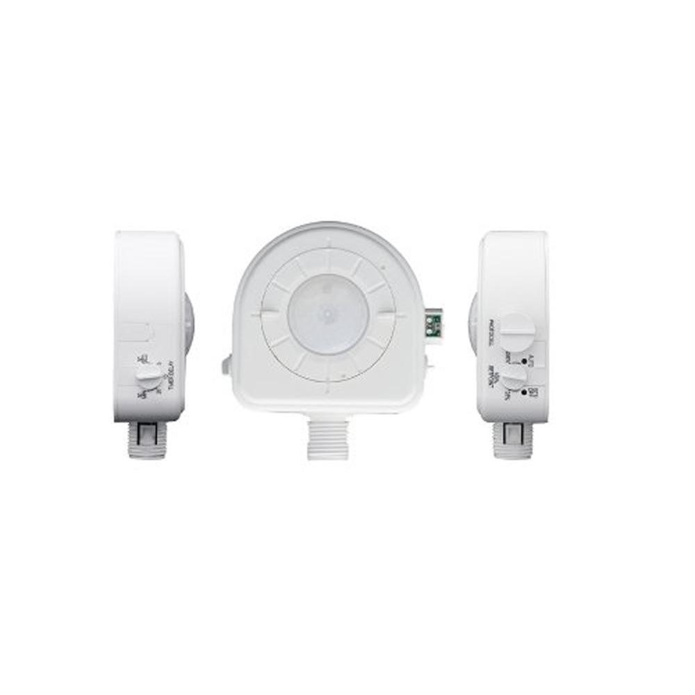 24-Volt, 20mA Passive Infrared Fixture Mount High Bay Occupancy Sensor with