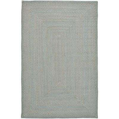 Braided Multi 5 ft. x 8 ft. Area Rug
