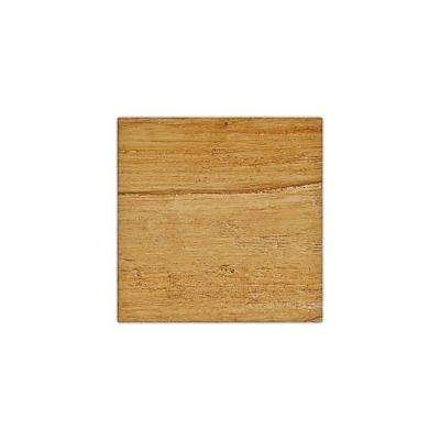 6 in. x 6 in. Riverwood Puritan Pine Endurathane Faux Wood Ceiling Beam Material Sample