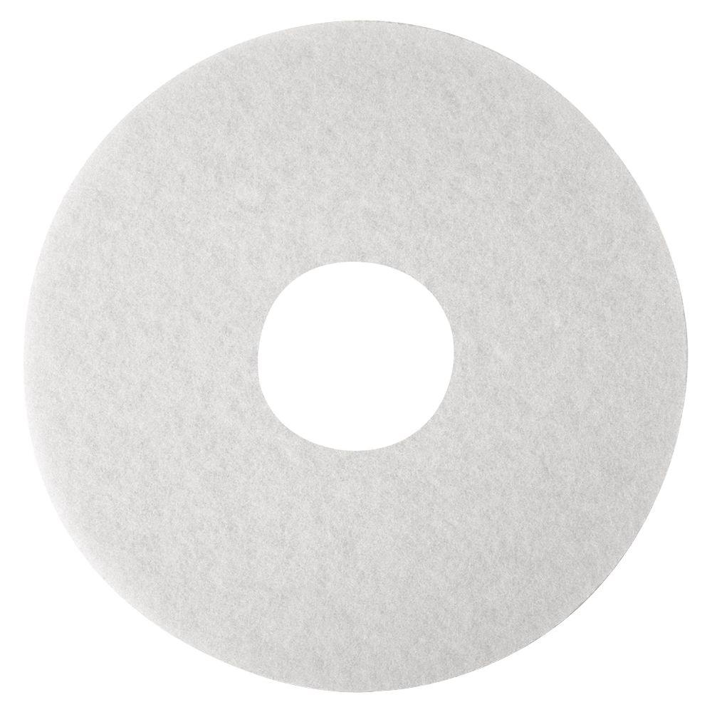 16 in. Niagara 4100N Floor Polishing Pads (5 Per Box)