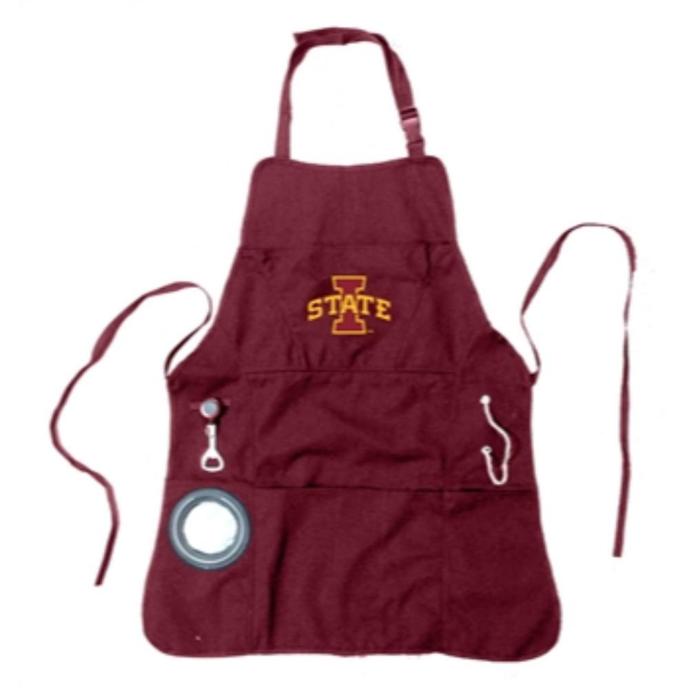 Iowa State University NCAA 24 in. x 31 in. Cotton Canvas