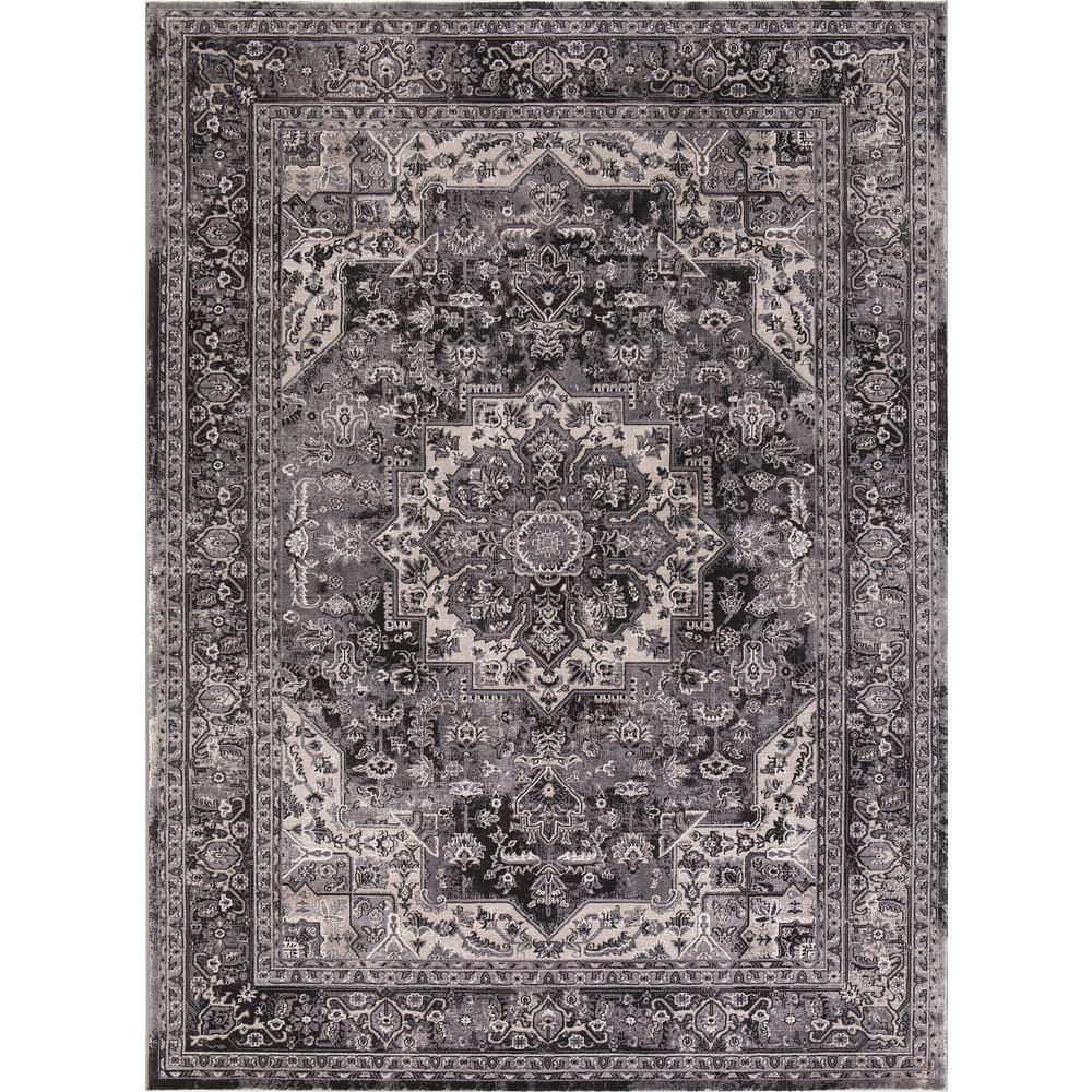 how to choose a rug for your living room concord global trading kashan heriz anthracite 3 ft 3 in 28334