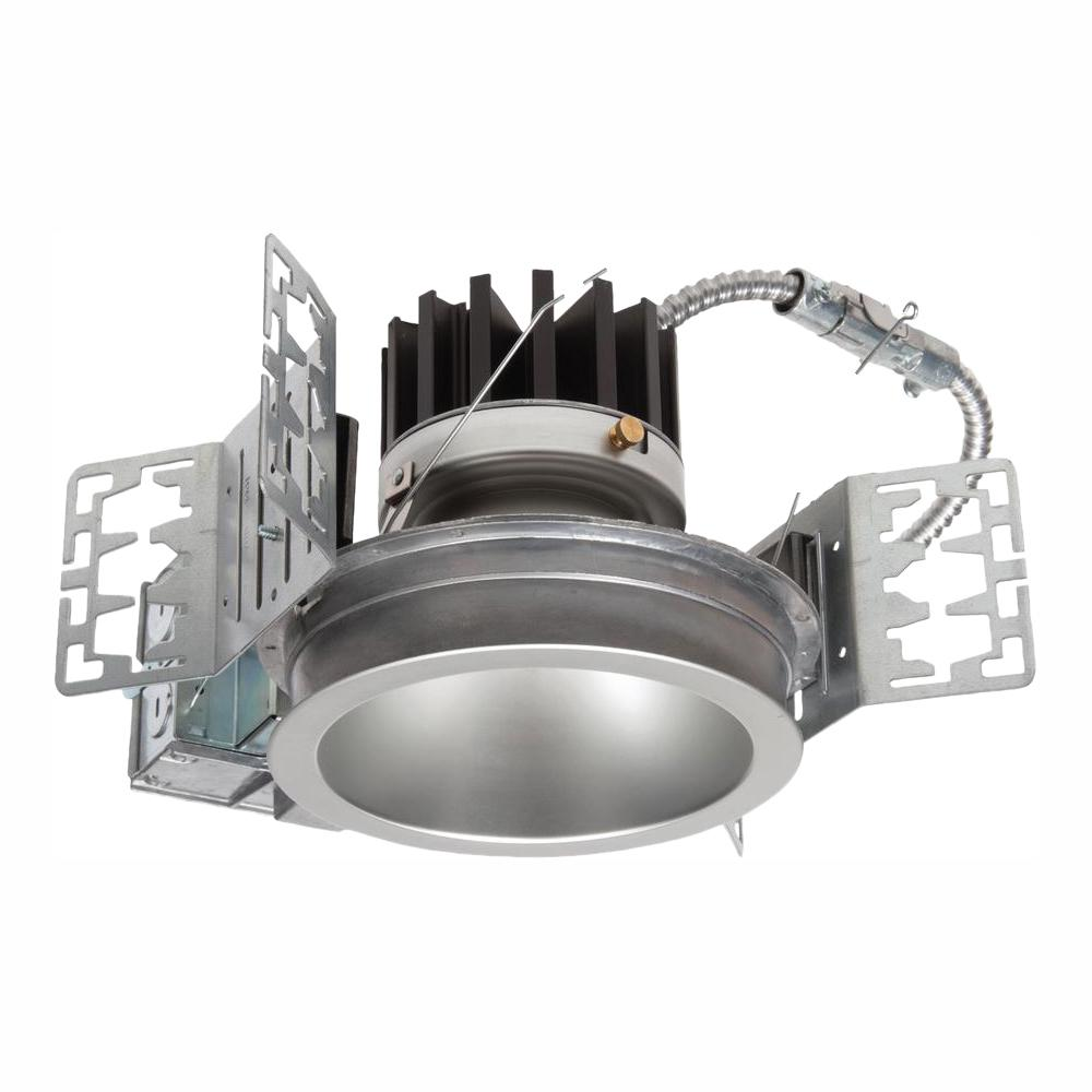 Portfolio Ld6b 6 In Integrated Led Recessed Ceiling Light Fixture Module Kit At 3500k Bright White