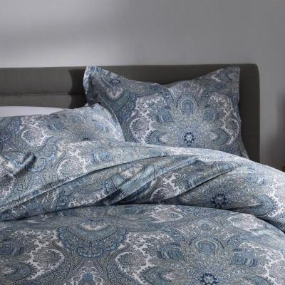 Legends Hotel Triomphe Paisley Wrinkle-Free Sateen Duvet Cover