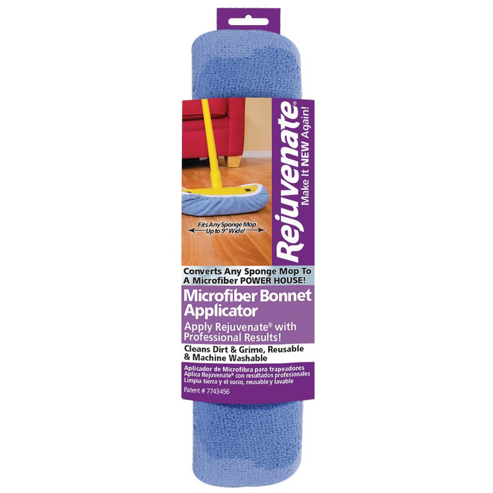 Rejuvenate Microfiber Bonnet Applicator Wet Mop Pad Refill