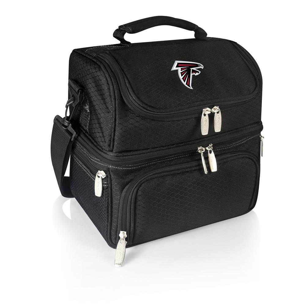 Pranzo Black Atlanta Falcons Lunch Bag