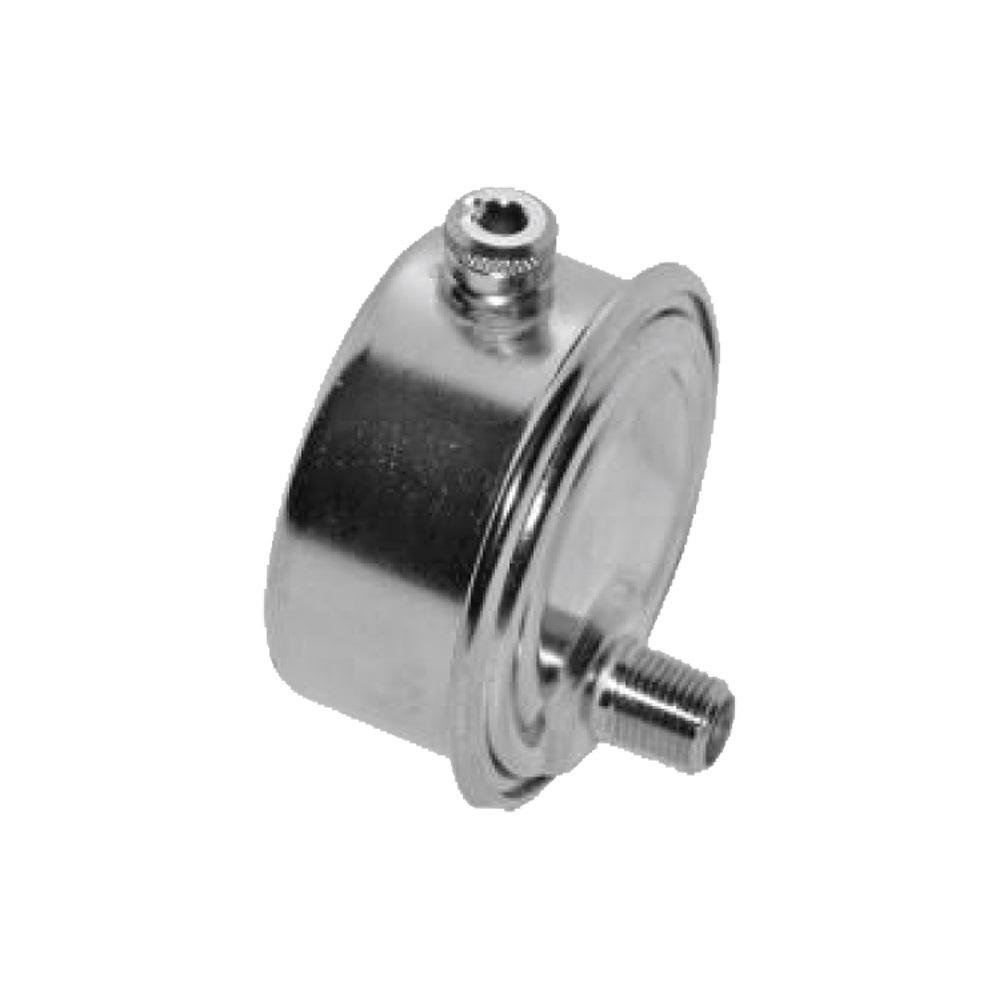 Plumbers Edge 1/8 in  Steam Angle Vent #6 Set Hole