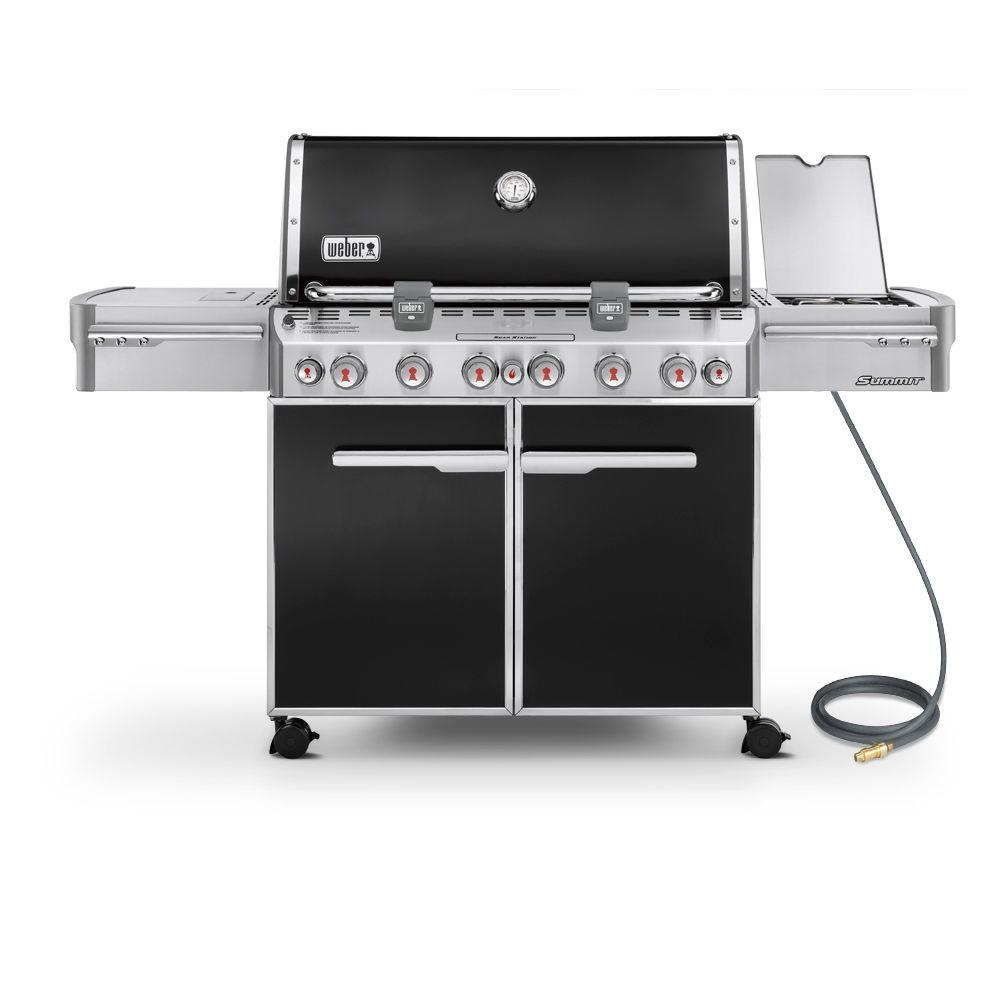 Summit E-670 NG Gas Grill