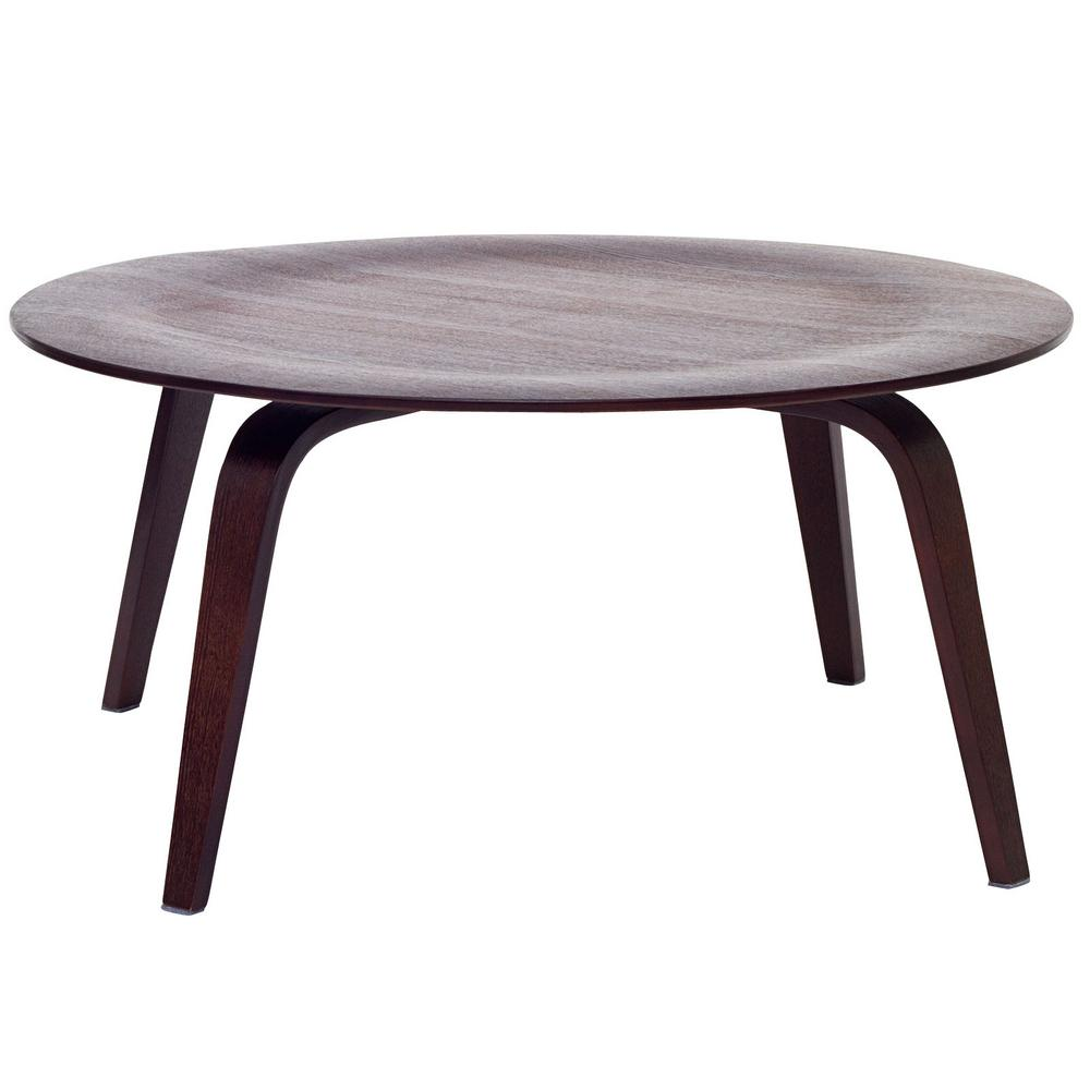 Modway Plywood Wenge Coffee Table