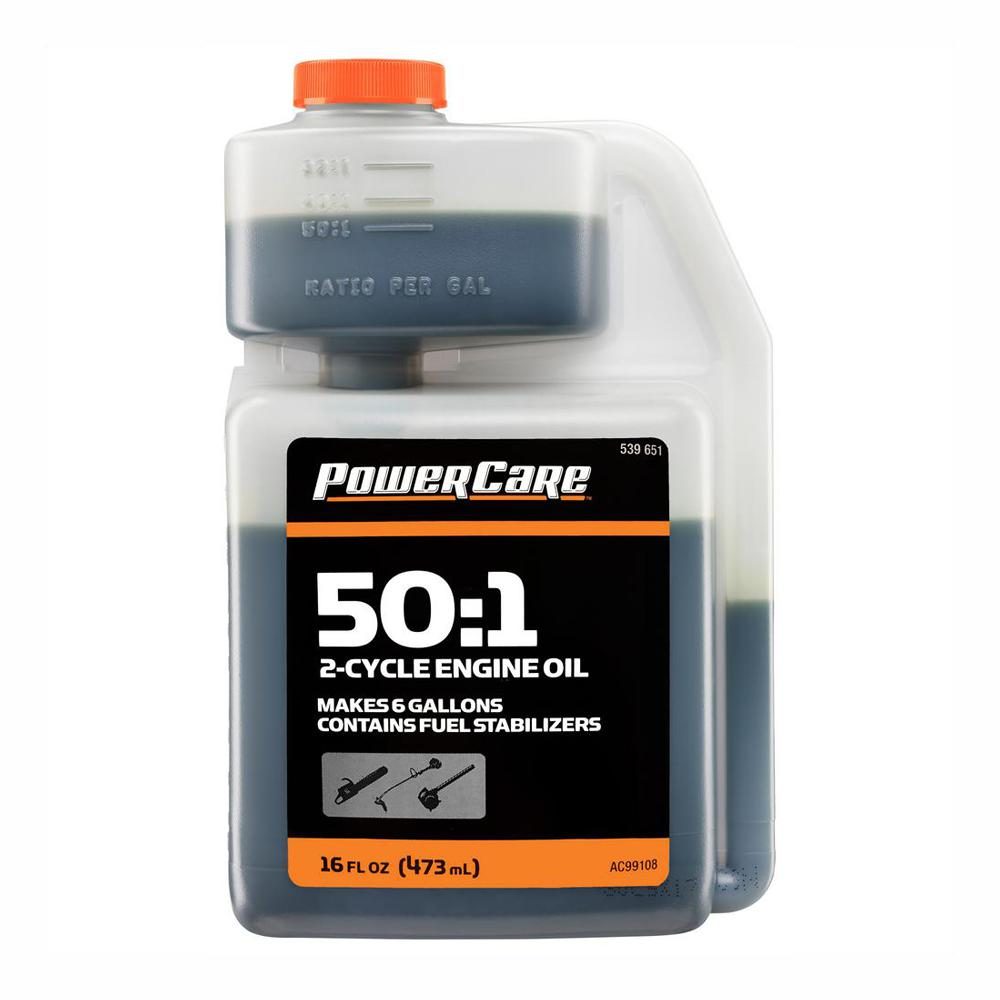 Power Care 16 oz  2-Cycle Oil
