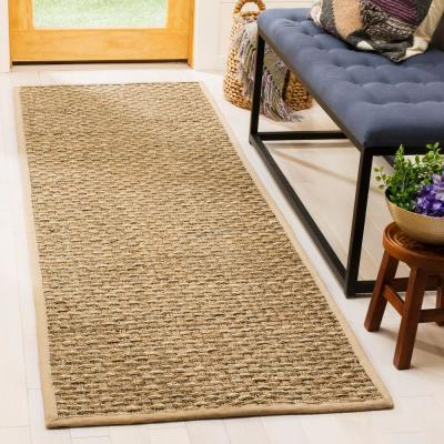Sea Grass Area Rugs Rugs The Home Depot
