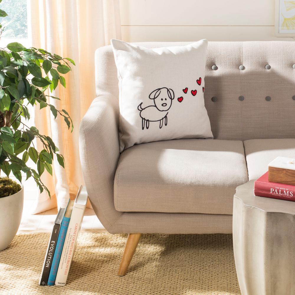 Puppy Love Standard Pillow