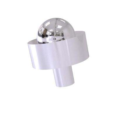 1-1/2 in. Cabinet Knob in Polished Chrome