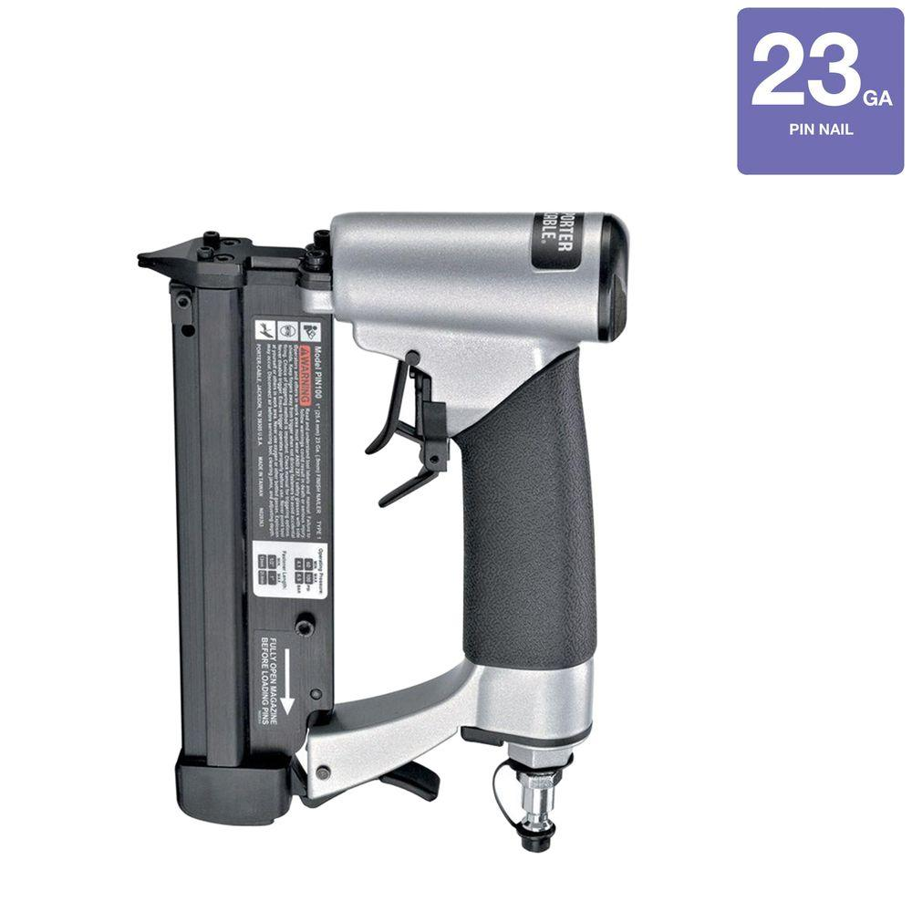 Porter-Cable 1 in. x 23-Gauge Pin Nailer