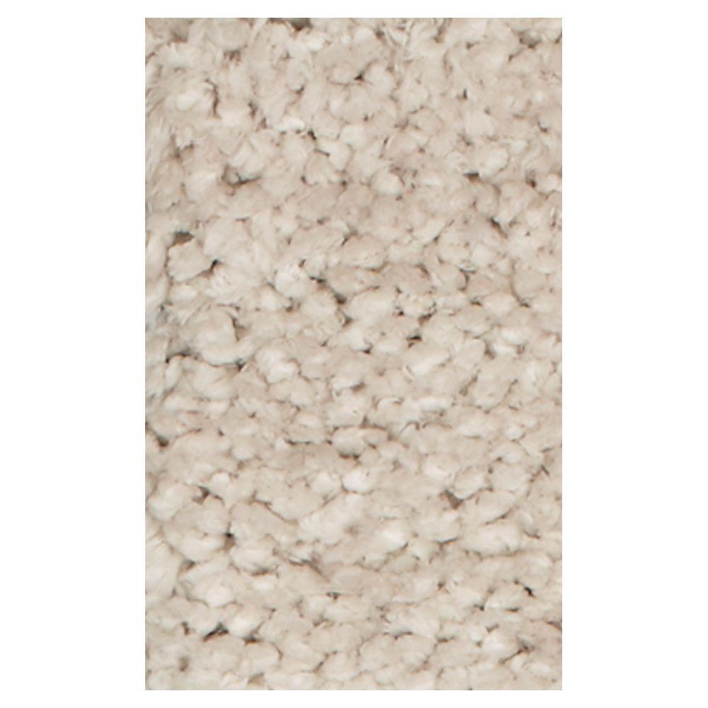 Stocky Shag Ivory 7 ft. 6 in. x 9 ft. 6