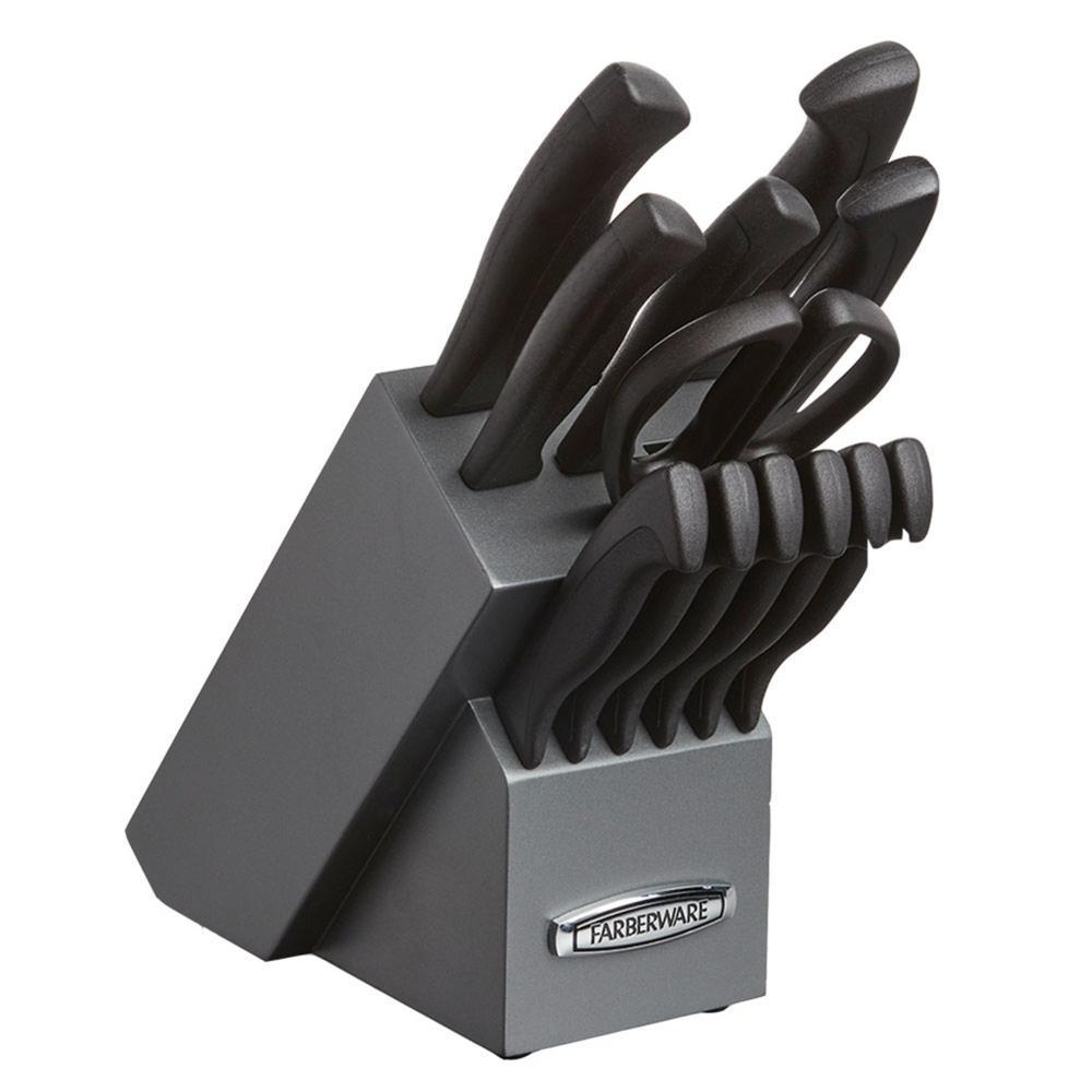 Farberware 13-Piece Knife Armor Cutlery Set